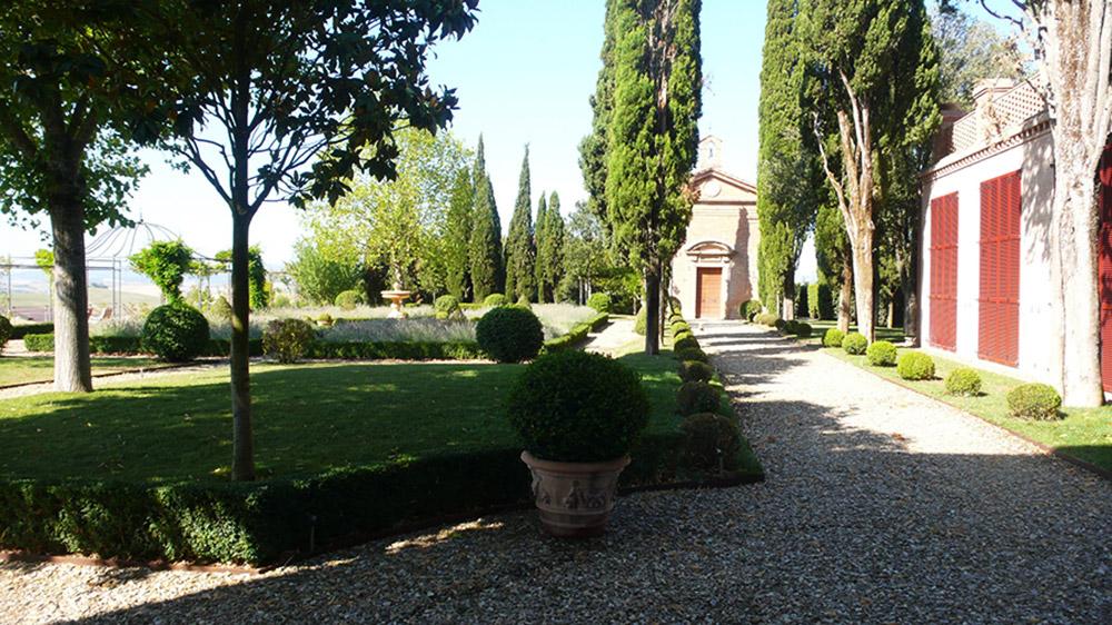 Giardino formale classico, Siena   Stefano Assogna - Garden Tutor