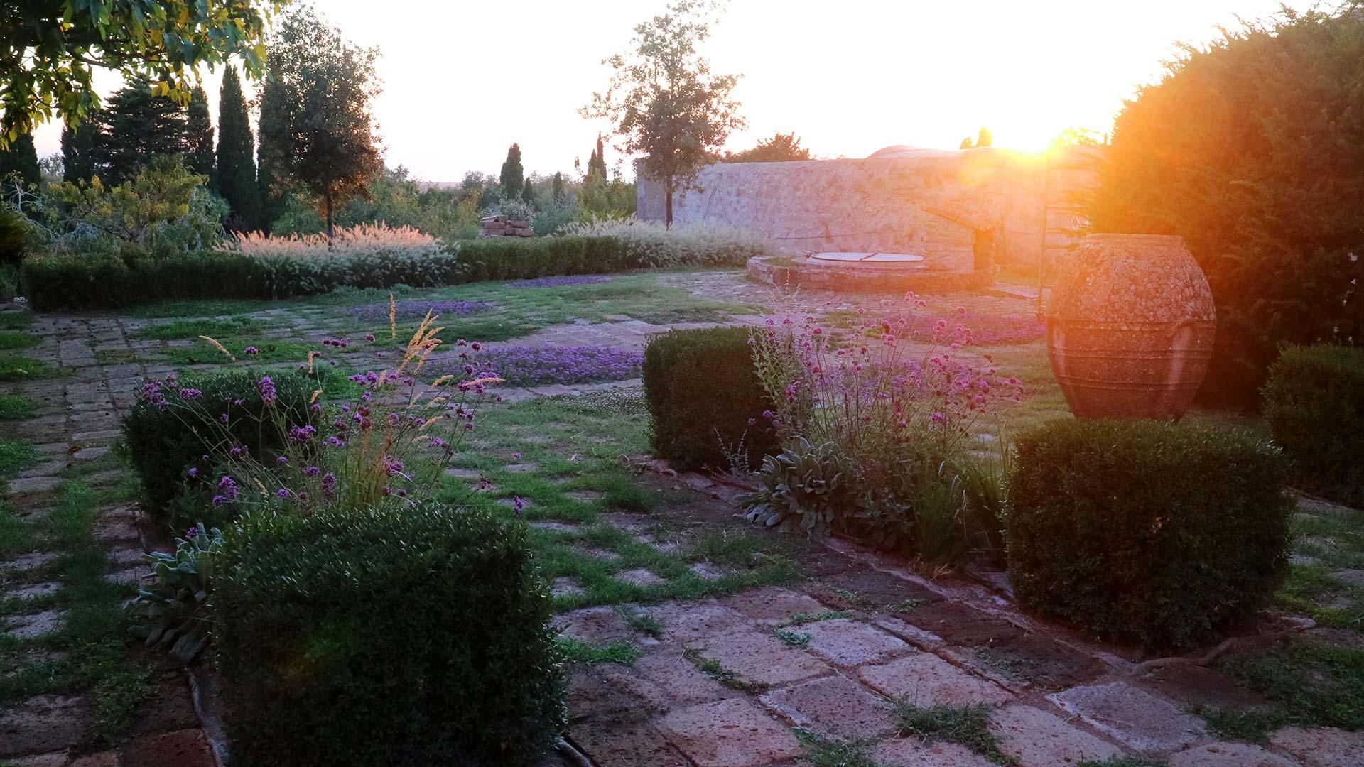 Giardino Mediterraneo Ecosostenibile | Stefano Assogna