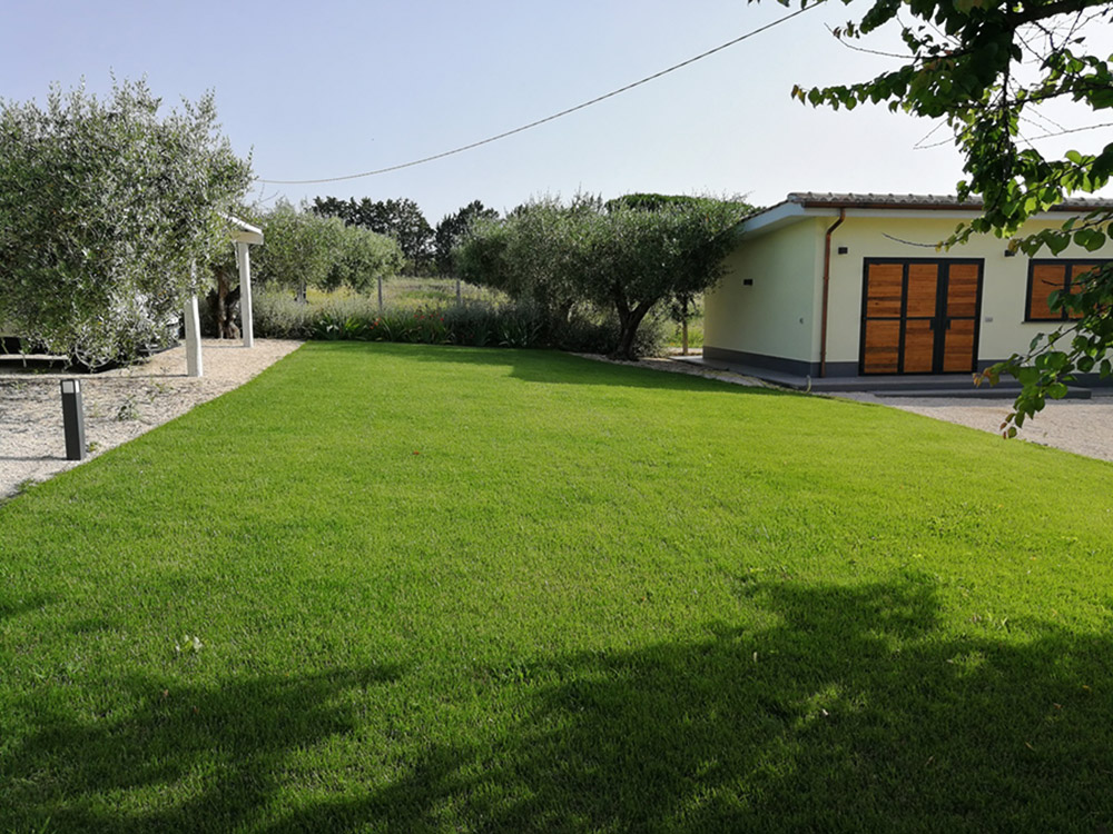 Giardino residenziale (Before&After), Formello | Stefano Assogna